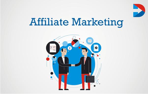 What's Affiliate Marketing?   DYNU IN MDEIDA