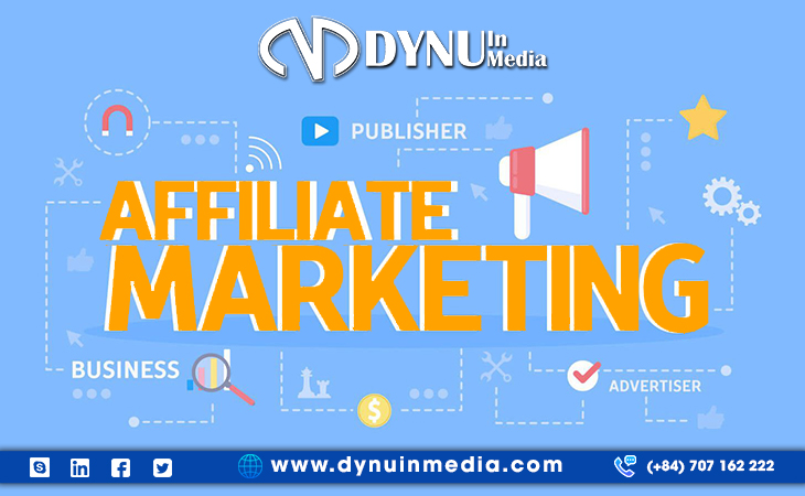 What is Affiliate Marketing?   DYNU IN MEDIA