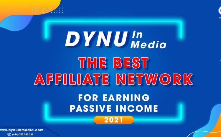 DYNU IN MEDIA - The Best Affiliate Network For Earning Passive Income 2021