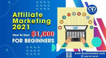 Affiliate Marketing 2021: How To Earn $1,000 For Beginners