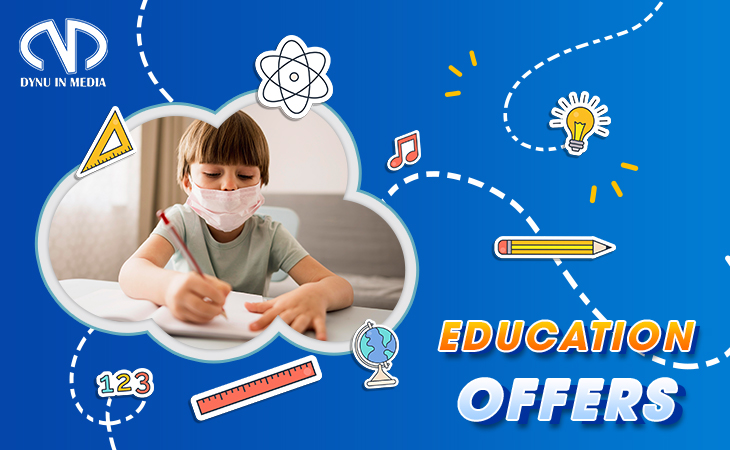 EDUCATION OFFERS - TOP VERITCALS IN AFFILIATE MARKETING   DYNU IN MEDIA