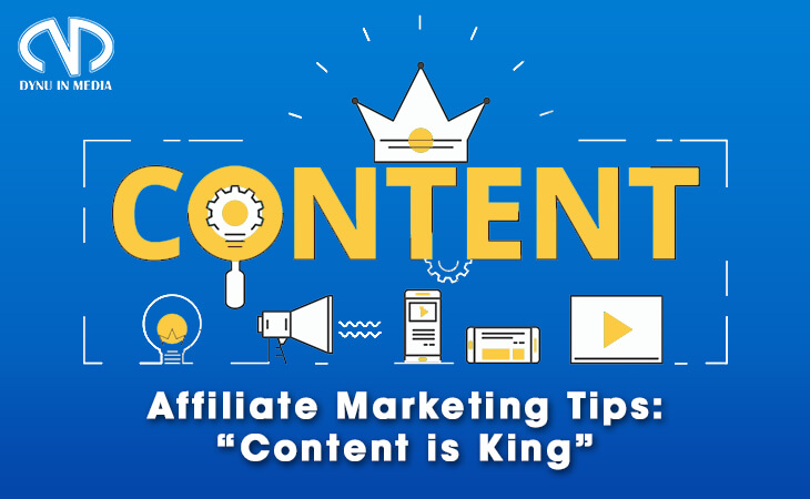How To Become A Successful Affiliate Marketer via creating solid content   DYNU IN MEDIA