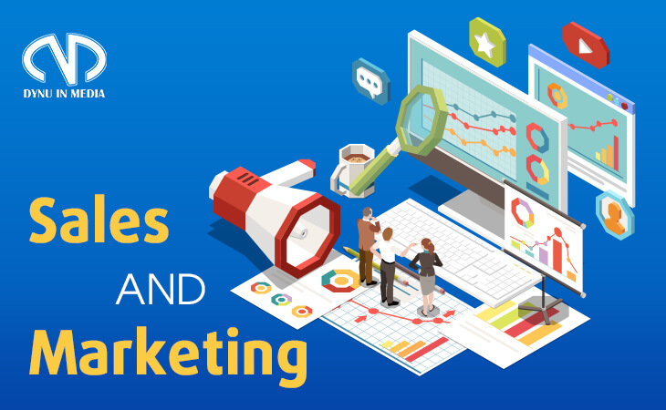 Sales and Marketing   DYNU IN MEDIA