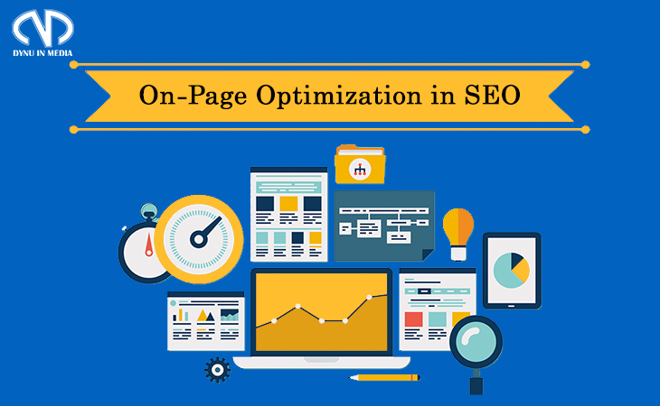 Optimize on-page SEO and the website | DYNU IN MEDIA