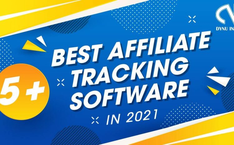 5 Best affiliate tracking software in 2021